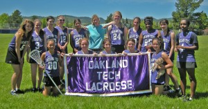 Oakland Tech Girls Lacrosse