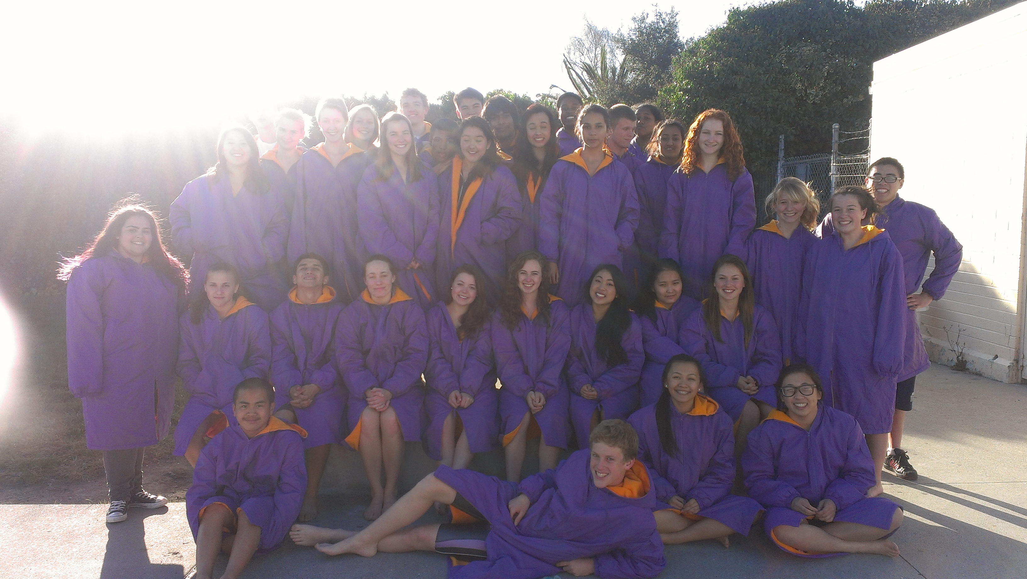 Ot Webmaster Swimming Oakland Technical High School