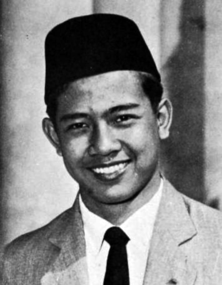 """Judowibowo """"Bowo"""" Poerwowidagdo , Class of 1961"""