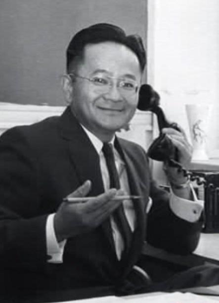 Frank Shōzō Baba Class of 1933