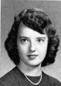 Elaine Selle Gallagher Class of 1954