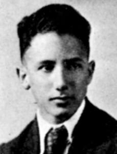 Lewton Frederick Pitney Class of 1931