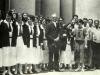 1923 C_graduates with principal.jpg