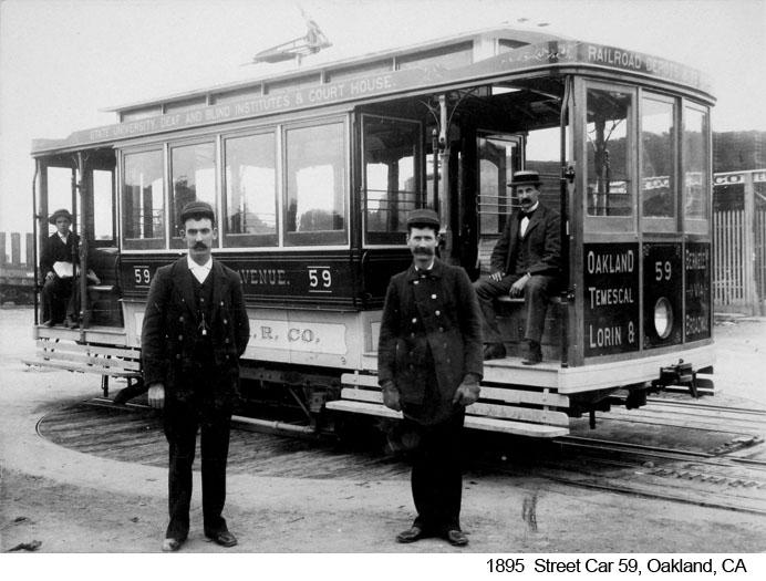 Streetcar No. 59