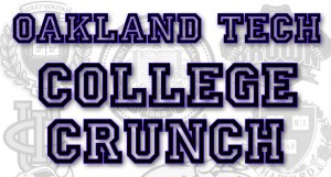 College Crunch Days for Seniors @ Tech Library