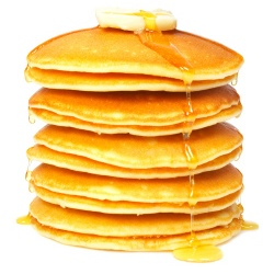 Sports Boosters Club Pancake Breakfast: All Welcome! @ Tech Cafeteria