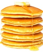 Sports Booster Club Pancake Breakfast @ Tech Cafeteria