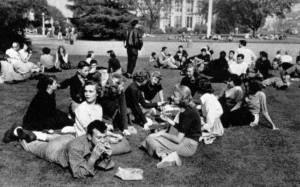 1950_lunch on the lawn