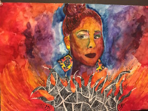 Spring Art Show @ Tech Library, art wing & select hallways