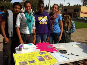 Club Day @ Front of School