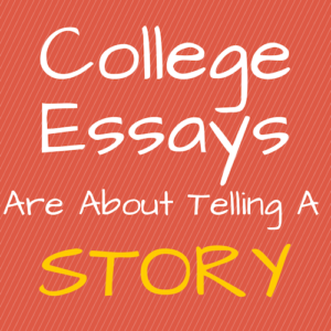 College App Essay Help @ College & Career Center (Room 16, lower level)