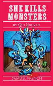 "OakTech Rep Proudly Presents ""She Kills Monsters"" By Qui Nguyen @ Tech Auditorium"