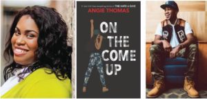 """Angie Thomas, Author of """"The Hate U Give"""", In Conversation with MK Asante @ Tech Auditorium"""