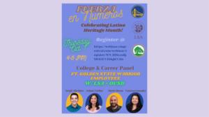 College & Career Panel Webinar for Latinx Students