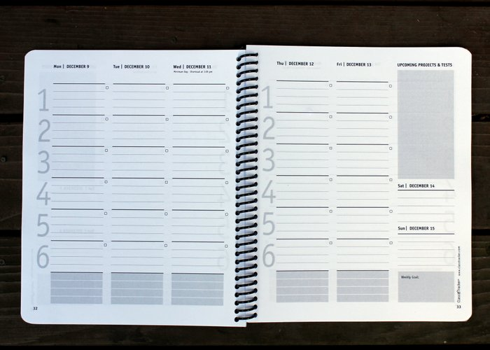 High School Student Planner Student planners