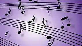 Music - Students help create a virtual performance.