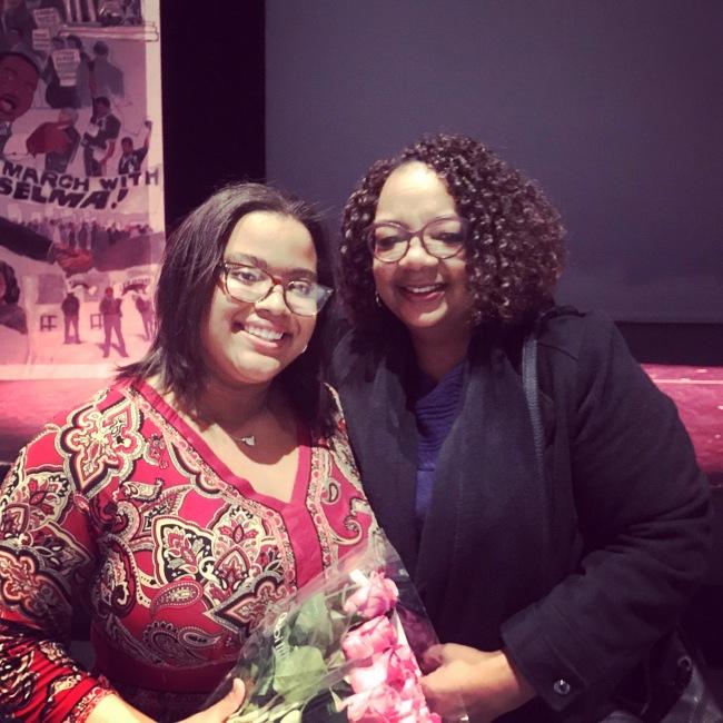 Ms Kennedy Freeman and Danae